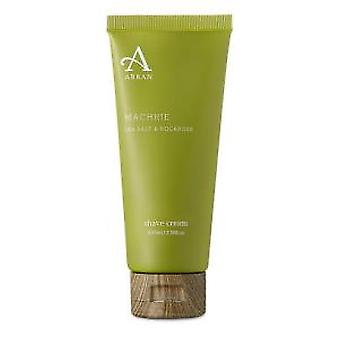 Arran Machrie Sea Salt and Rockrose Shave Cream Tube 100ml