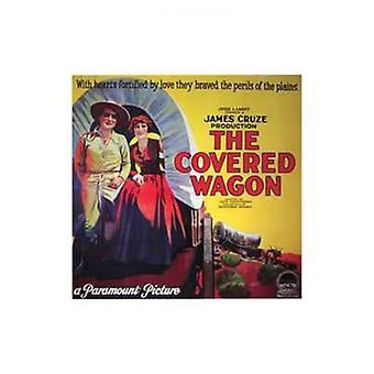 Die Planwagen Movie Poster (11 x 17)