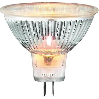 HV halogen 50 mm Sygonix 12 V GU5.3 50 W Warm white EEC: C Reflector bulb dimmable 1 pc(s)