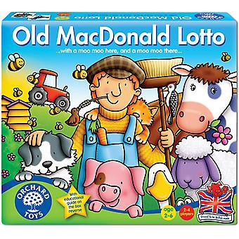 Orchard leker Old Macdonald Lotto