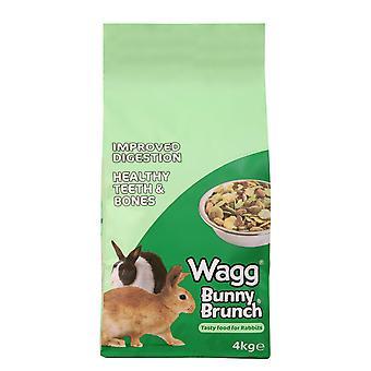 Wagg Bunny Brunch 4kg