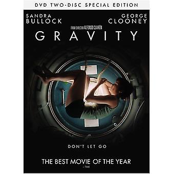 Gravity [DVD] USA import