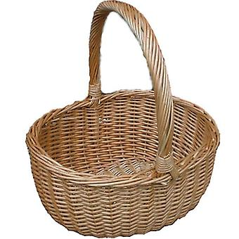 Buff Hollander Shopping Basket