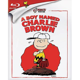 Jordnødder: Dreng ved navn Charlie Brown [Blu-ray] USA importerer