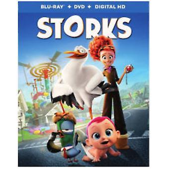 Storks [Blu-ray] USA import