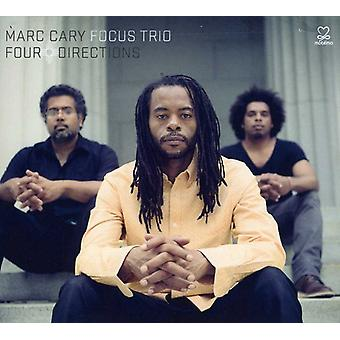 Marc Cary & Focus Trio - Four Directions [CD] USA import