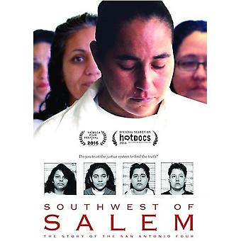 Southwest of Salem: Story of the San Antonio Four [DVD] USA import