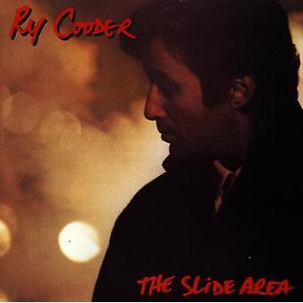 Ry Cooder - importazione USA Slide Area [CD]