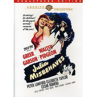 Julia Misbehaves (Remastered) [DVD] USA importieren