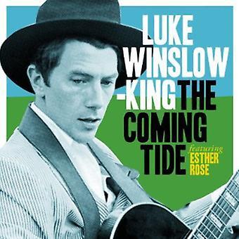 Luke Winslow-King - Coming Tide [CD] USA import