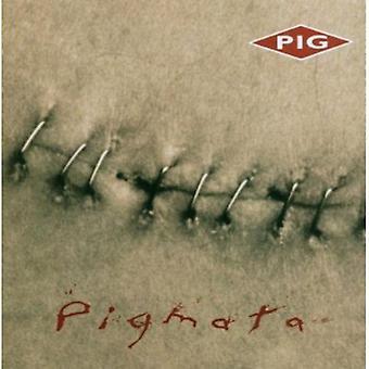 Gris - Pigmata [CD] USA importerer