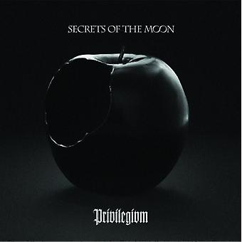 Secrets af månen - Privilegivm [Vinyl] USA importerer