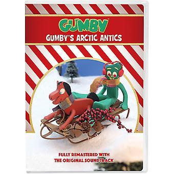 Gumby: Gumbys arktiske narrestreger [DVD] USA importerer