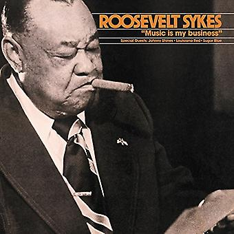 Roosevelt Sykes - Music Is My Business [Vinyl] USA import