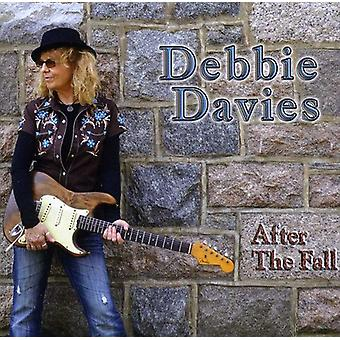 Debbie Davies - efter the Fall [CD] USA import