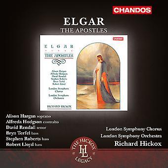 Elgar/Hargan/Hodgson/Rendall/Terfel/estructura - importación de Estados Unidos apóstoles [CD]