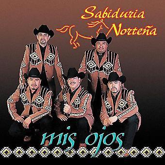 Sabiduria Nortena - Mis Ojos [CD] USA import