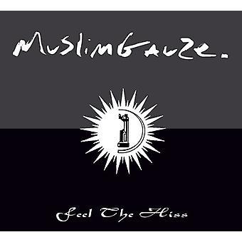 Muslimgauze - føler Hiss [CD] USA importen