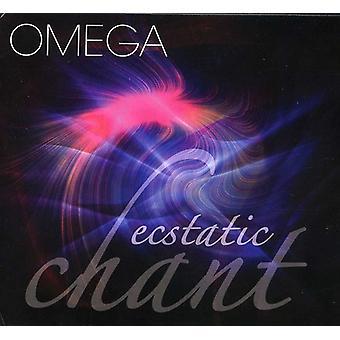 Omega ekstatisk Chant - Omega ekstatisk Chant [CD] USA import