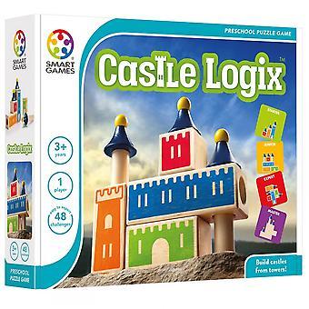 Jeu de Puzzle de Logix de Smart Games Château