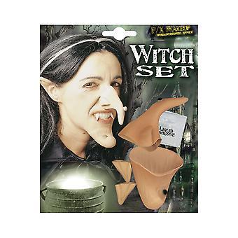 Halloween y el terror la bruja set