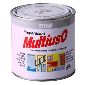Titanlux 3046 Green 0.5L preparation Multiuso (DIY , Painting , Preparation of funds)