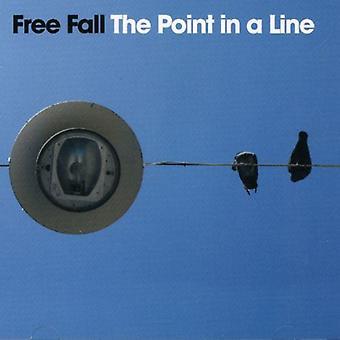 Free Fall - punkt i en linje [CD] USA importerer