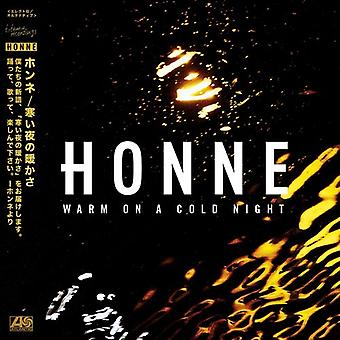 Honne - Warm on a Cold Night [CD] USA import