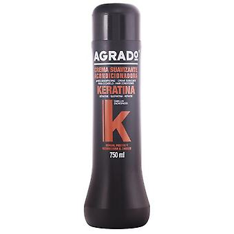 Agrado Cosmetic Keratin Conditioner 750 Ml (Woman , Hair Care , Conditioners and masks)