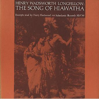 Harry Fleetwood - Song of Hiawatha: By Henry Wadsworth Longfellow [CD] USA import