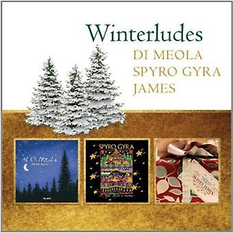 Dimeola, Al/Spyro Gyra/Boney James - Winterludes [CD] USA import