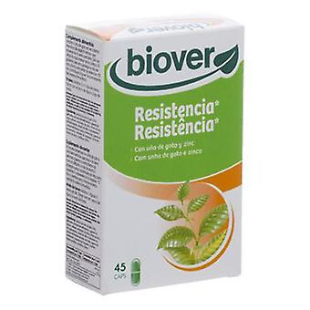 Biover Resistance Catsclaw Forte 45 Capsules