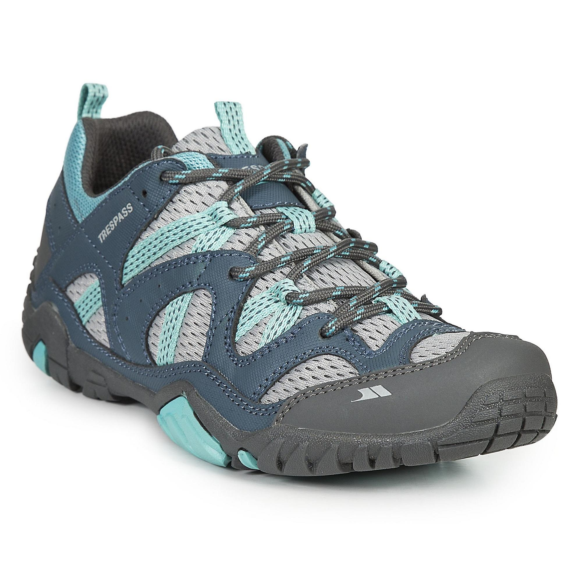 Trespass Womens/Ladies Foile Active Low Top Trainers