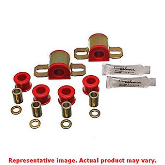Energy Suspension Sway Bar Bushing Set 11.5102R rote Front passt: MAZDA 1990-199