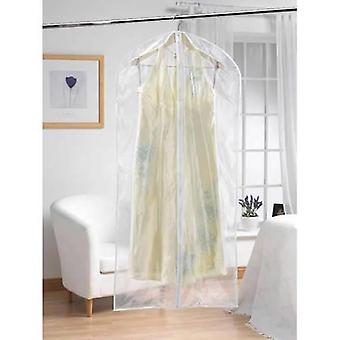 Caraselle Clear Polythene Zipped Dress Cover