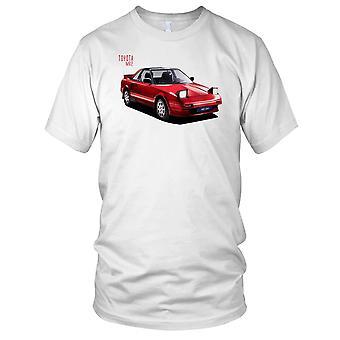 Toyota MR 2 Classic Japanese Car Kids T Shirt