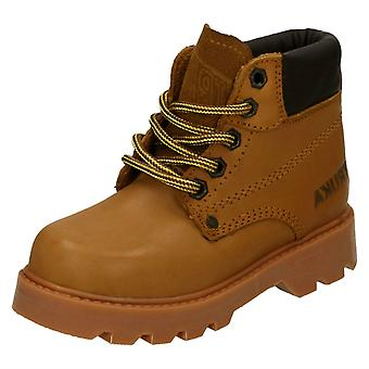 Boys Truka Lace-Up Boots Mal44