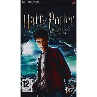 Harry Potter and The Half Blood Prince PSP Game
