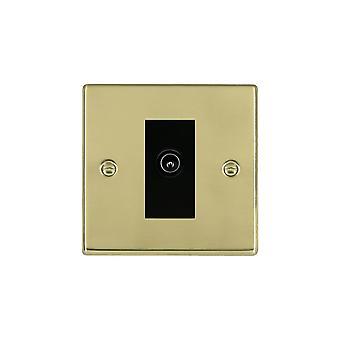 Hamilton Litestat Hartland polido bronze 1G BL de TV não isoladas (masculino)