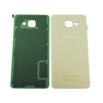 Samsung Galaxy A510F-2016-A5 Battery lid-Gold