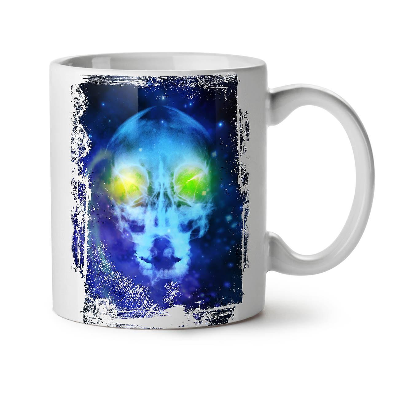 Mars White Coffee Ceramic 11 Skull New Mug Tea OzWellcoda Being lJKTF1c