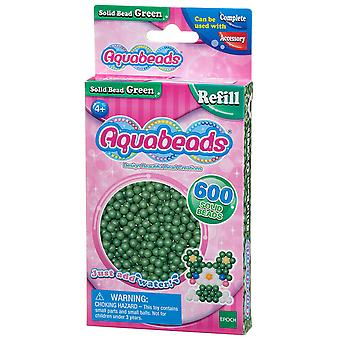 Aquabeads Solid Bead Pack - grün