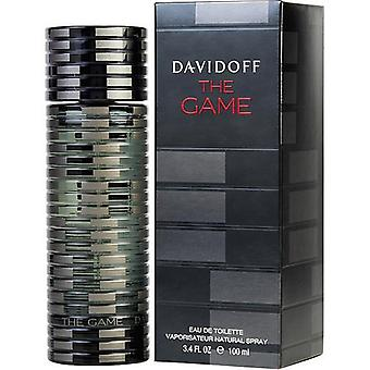 Davidoff The Game By Davidoff Edt Spray 3.4 Oz
