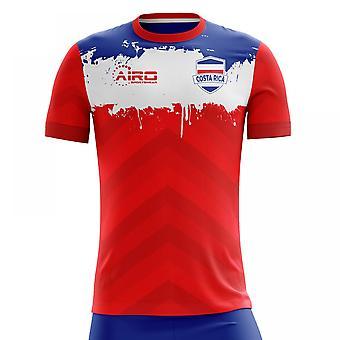 2018 - 2019 Costa Rica Home Concept maglia da calcio (bambini)