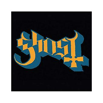 Ghost Coaster band Logo new Official 9.5cm x 9.5cm single cork
