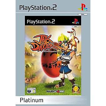 Jak og Daxter Platinum (PS2)
