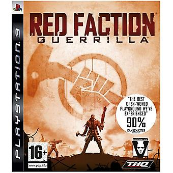 Red Faction guerilla (PS3)