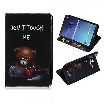 Dekking van de 79 tas motief voor Samsung Galaxy tab E 9.6 T560