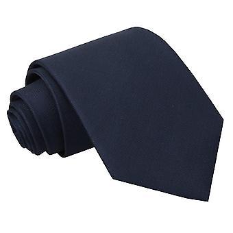 Blu navy Panama seta cravatta classica