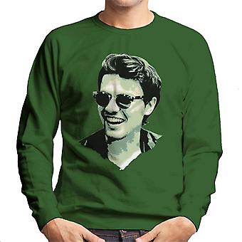 James Bay Headshot TRNSMT Festival Men's Sweatshirt